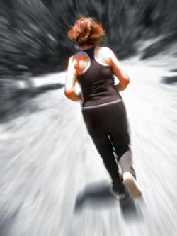 Tenue de sport anti-transpirante